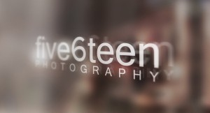 Five6teen Logo Storefront