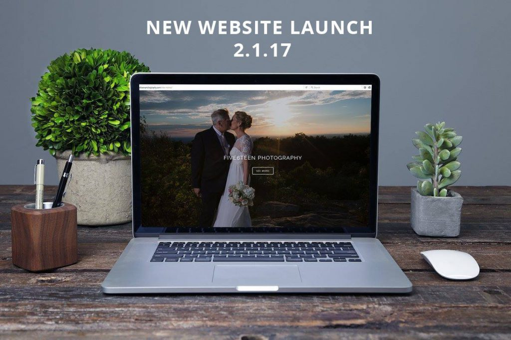 Franklin Photographer launches new website