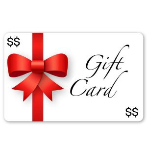 Five6teen Photography Gift Cards. The Perfect Gift Idea